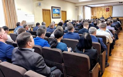 Семинар-совещание по развитию экспортного потенциала продукции АПК (28 января 2020, г. Краснодар)